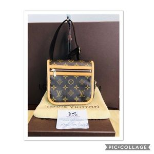 LV Bosphore Bum Bag